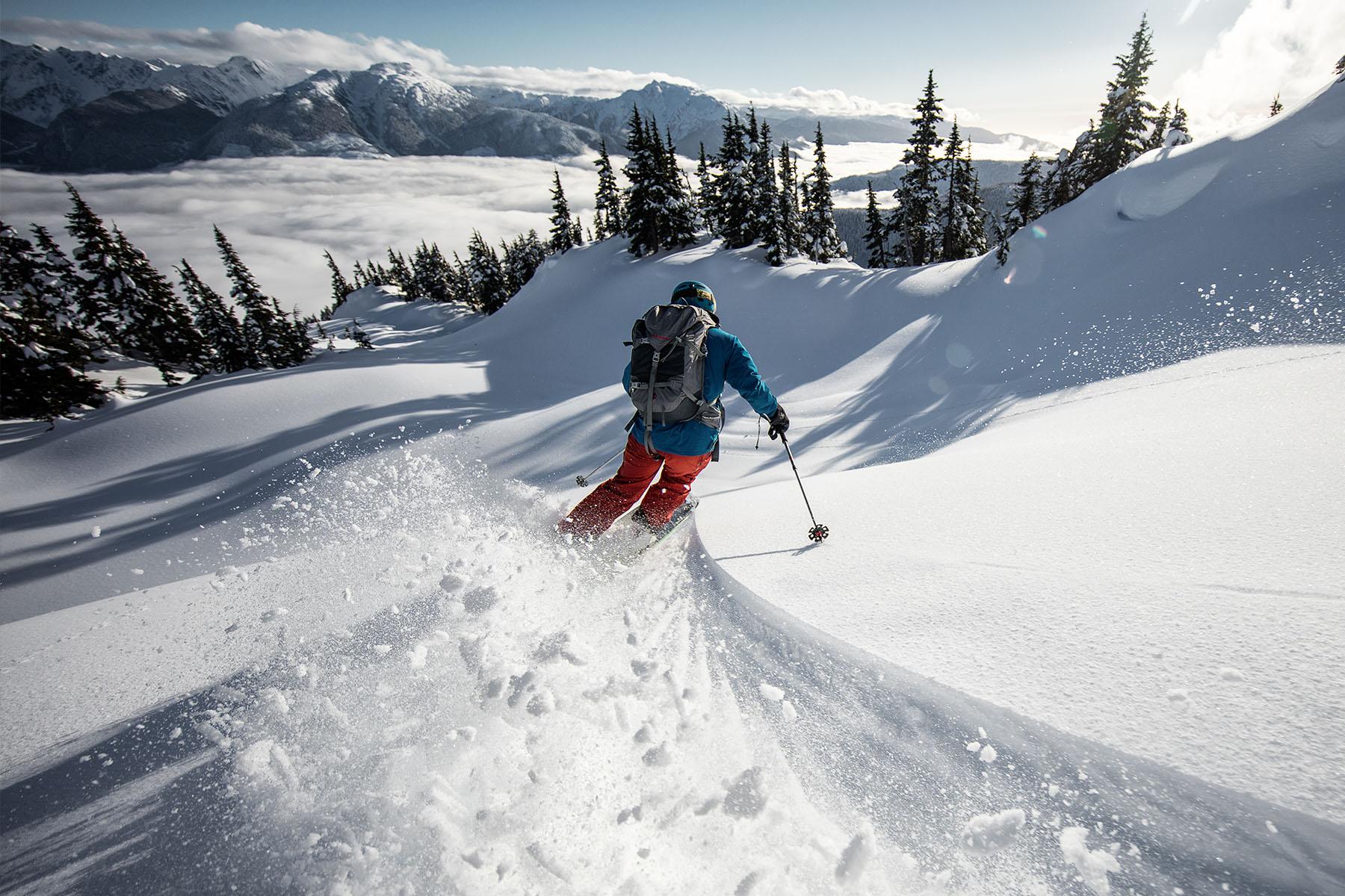 Heliskiing Kanada - Exclusive Adventure AG