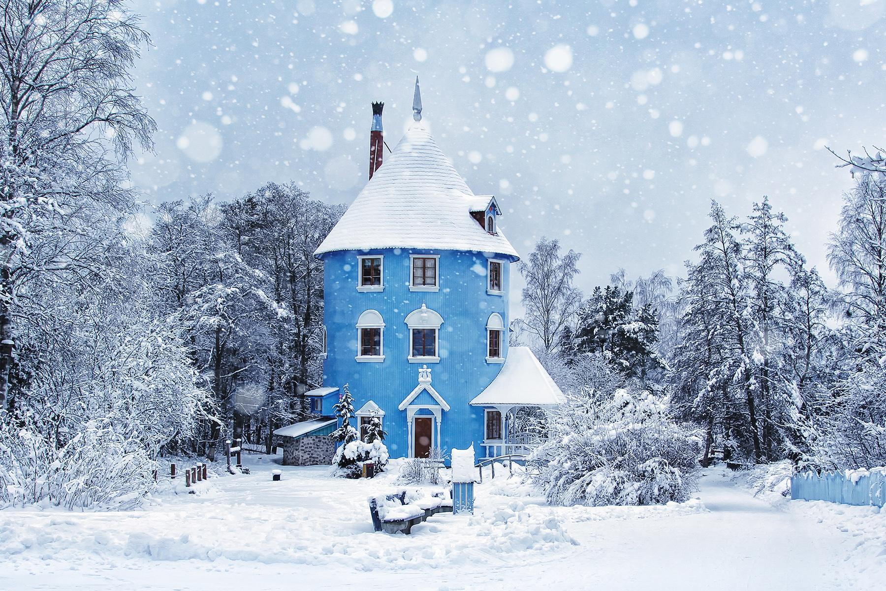 Winterwonderland Rovaniemi