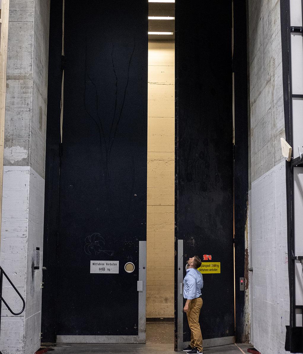 Opernhaus Lift